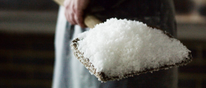 морска сол за снегопочистване сол за пътища